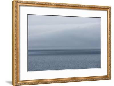 Ocean, Rainy Weather-Catharina Lux-Framed Photographic Print
