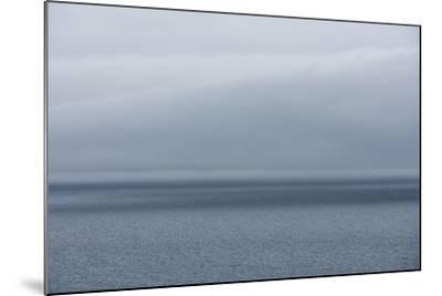 Ocean, Rainy Weather-Catharina Lux-Mounted Photographic Print