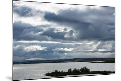 Myvatn, Clouds-Catharina Lux-Mounted Photographic Print