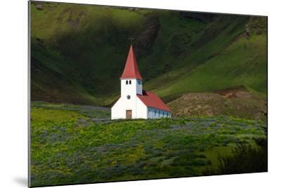 Vik, Church-Catharina Lux-Mounted Photographic Print