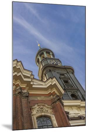 Germany, Hamburg, Neustadt, Church, St. Michaelis, Michel-Ingo Boelter-Mounted Photographic Print