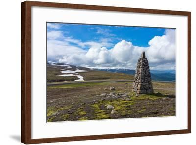 Between Seydisfjšrdur and Egilsstadir, Mountain Pass-Catharina Lux-Framed Photographic Print