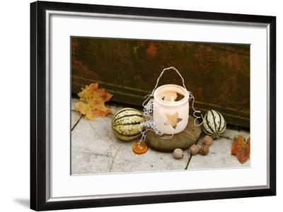 Christmas Decoration, Wind Light- Fact-Framed Photographic Print