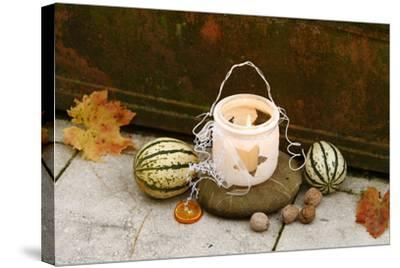 Christmas Decoration, Wind Light- Fact-Stretched Canvas Print