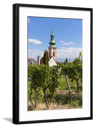 Parish Church of Kahlenbergerdorf, 19th Area, Dšbling, Vienna, Austria-Gerhard Wild-Framed Photographic Print