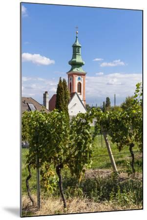 Parish Church of Kahlenbergerdorf, 19th Area, Dšbling, Vienna, Austria-Gerhard Wild-Mounted Photographic Print