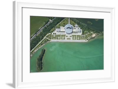 AllgŠu, Germany, Fussen, King Ludwig Musical Building-Frank Fleischmann-Framed Photographic Print
