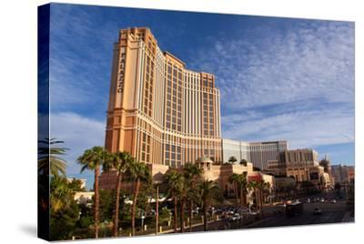 USA, Las Vegas, Palazzo-Catharina Lux-Stretched Canvas Print