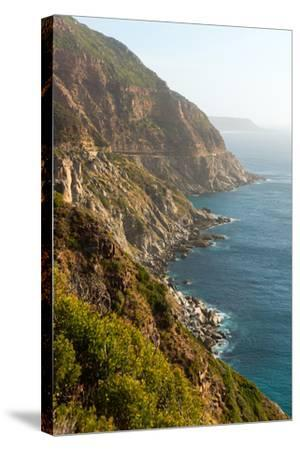 South Africa, Cape Peninsula, Rocky Shore-Catharina Lux-Stretched Canvas Print