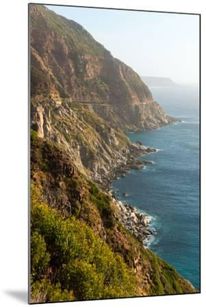 South Africa, Cape Peninsula, Rocky Shore-Catharina Lux-Mounted Photographic Print