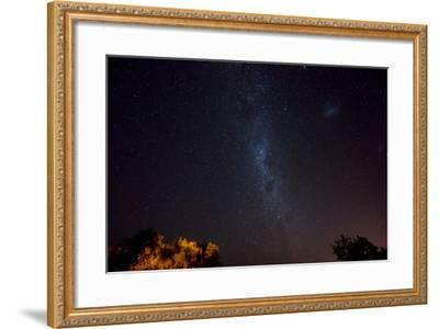 Milky Way, Spangled Sky of the Southern Hemisphere-Catharina Lux-Framed Photographic Print