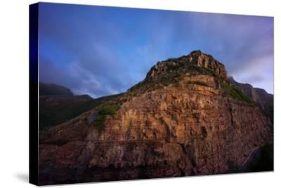 South Africa, Cape Peninsula, Chapman's Peak Drive-Catharina Lux-Stretched Canvas Print