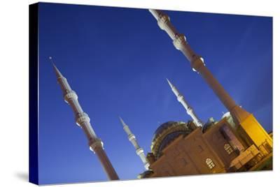 Mosque in Manavgat, Turkey-Rainer Mirau-Stretched Canvas Print