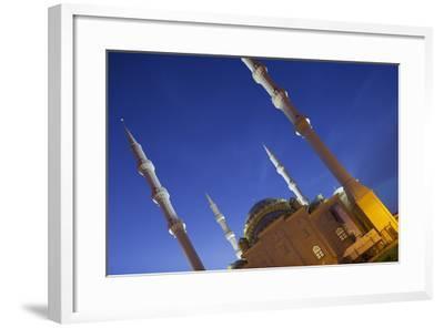 Mosque in Manavgat, Turkey-Rainer Mirau-Framed Photographic Print