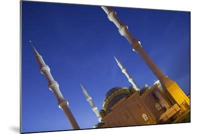 Mosque in Manavgat, Turkey-Rainer Mirau-Mounted Photographic Print