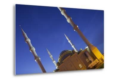 Mosque in Manavgat, Turkey-Rainer Mirau-Metal Print