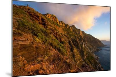 South Africa, Cape Peninsula, Chapman's Peak Drive-Catharina Lux-Mounted Photographic Print