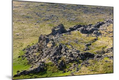 Peninsula Snaefellsnes, Saxh?ll-Catharina Lux-Mounted Photographic Print