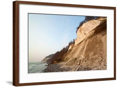 The Baltic Sea, National Park Jasmund, Chalk Rocks-Catharina Lux-Framed Photographic Print