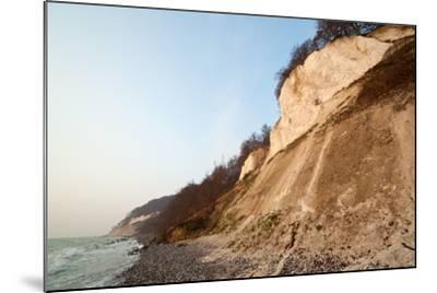 The Baltic Sea, National Park Jasmund, Chalk Rocks-Catharina Lux-Mounted Photographic Print