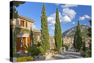 Europe, Spain, the Balearic Islands, Island Majorca, Pollenca-Chris Seba-Stretched Canvas Print