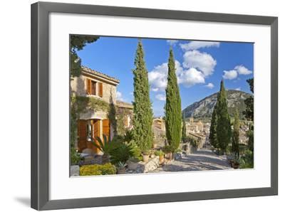 Europe, Spain, the Balearic Islands, Island Majorca, Pollenca-Chris Seba-Framed Photographic Print