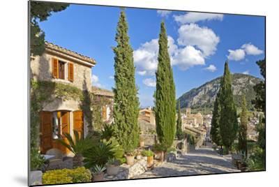 Europe, Spain, the Balearic Islands, Island Majorca, Pollenca-Chris Seba-Mounted Photographic Print