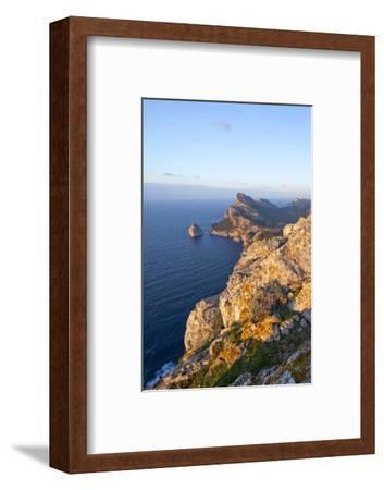Spanish Balearic Islands, Island Majorca, Formentor, Cap De Catalunya-Chris Seba-Framed Photographic Print