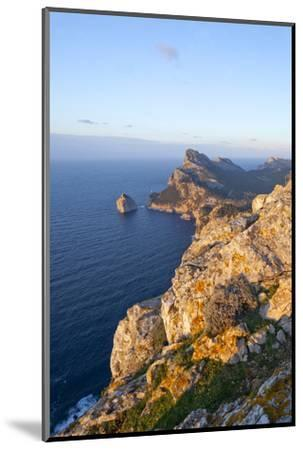Spanish Balearic Islands, Island Majorca, Formentor, Cap De Catalunya-Chris Seba-Mounted Photographic Print
