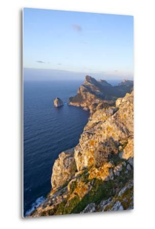 Spanish Balearic Islands, Island Majorca, Formentor, Cap De Catalunya-Chris Seba-Metal Print