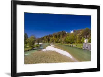 Germany, Bavaria, Upper Bavaria, T?lzer Land (Area), Bad T?lz-Udo Siebig-Framed Photographic Print