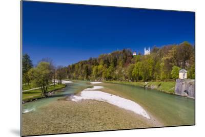 Germany, Bavaria, Upper Bavaria, T?lzer Land (Area), Bad T?lz-Udo Siebig-Mounted Photographic Print