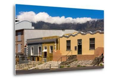 South Africa, Cape Town, Bokaap, Historic District-Catharina Lux-Metal Print