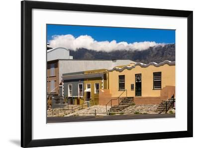 South Africa, Cape Town, Bokaap, Historic District-Catharina Lux-Framed Photographic Print