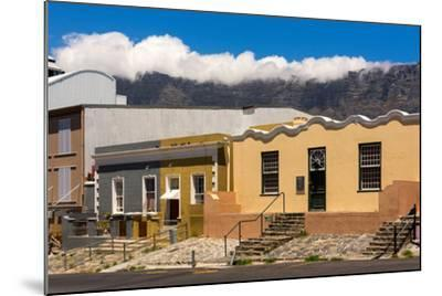 South Africa, Cape Town, Bokaap, Historic District-Catharina Lux-Mounted Photographic Print
