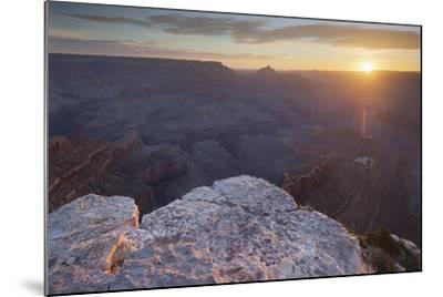 Shoshone Point, South Rim, Grand Canyon National Park, Arizona, Usa-Rainer Mirau-Mounted Photographic Print