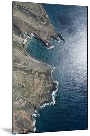 Tenerife, El Puertito, La Caleta, Costa Adeje, Volcano Coast-Frank Fleischmann-Mounted Photographic Print