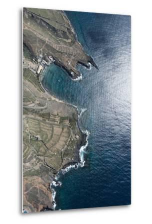 Tenerife, El Puertito, La Caleta, Costa Adeje, Volcano Coast-Frank Fleischmann-Metal Print