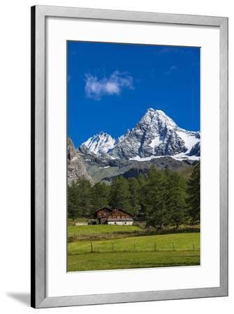 Austria, East Tyrol, High Tauern National Park, Gro?glockner (Mountain-Gerhard Wild-Framed Photographic Print