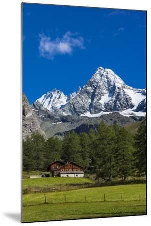 Austria, East Tyrol, High Tauern National Park, Gro?glockner (Mountain-Gerhard Wild-Mounted Photographic Print