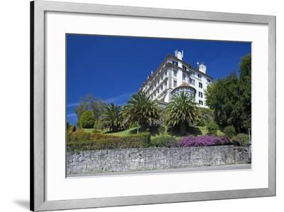 North Portugal, Viana Do Castelo, Monte De Santa Luzia, Mountain Hotel-Chris Seba-Framed Photographic Print