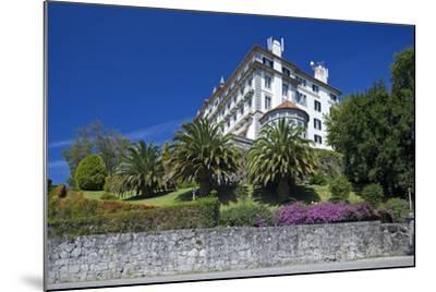 North Portugal, Viana Do Castelo, Monte De Santa Luzia, Mountain Hotel-Chris Seba-Mounted Photographic Print