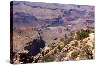 USA, Grand Canyon National Park, Desert View-Catharina Lux-Stretched Canvas Print