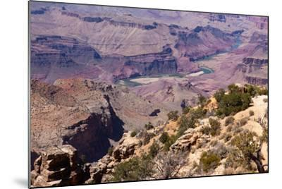 USA, Grand Canyon National Park, Desert View-Catharina Lux-Mounted Photographic Print