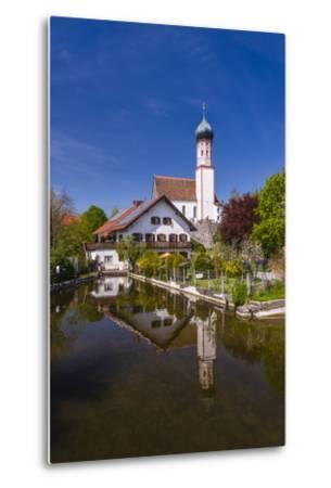 Germany, Bavaria, Upper Bavaria, Pfaffenwinkel, Uffing in the Staffelsee-Udo Siebig-Metal Print
