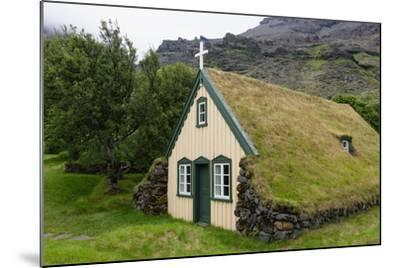 Turf Church in Court-Catharina Lux-Mounted Photographic Print