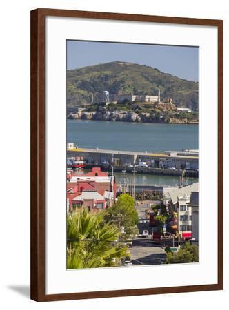 Alcatraz, San Francisco, California, Usa-Rainer Mirau-Framed Photographic Print