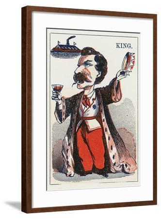 Virginia King--Framed Giclee Print