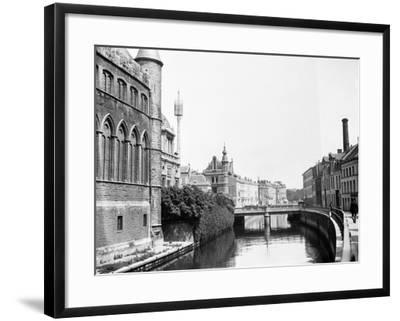 Ghent, Belgium, 1925-Edward Hungerford-Framed Photographic Print