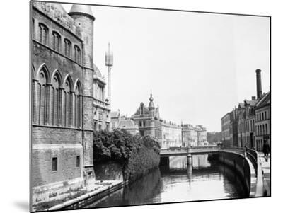 Ghent, Belgium, 1925-Edward Hungerford-Mounted Photographic Print
